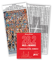 Commemorative Results Package (U.S.)