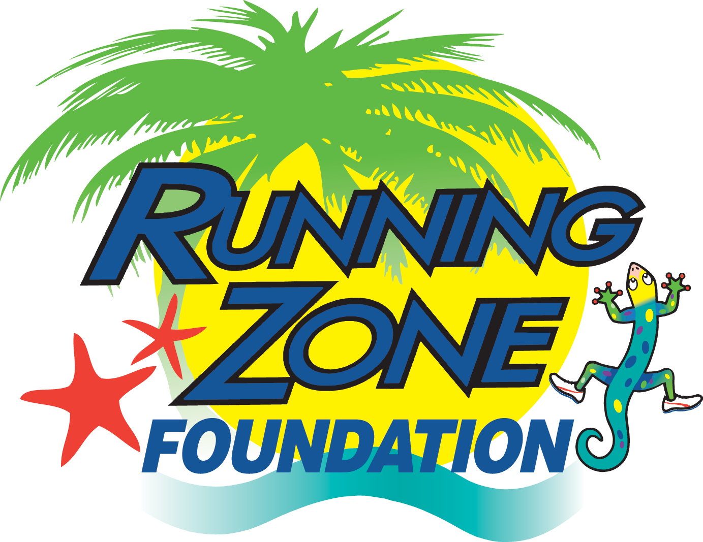 Running Zone Foundation Logo