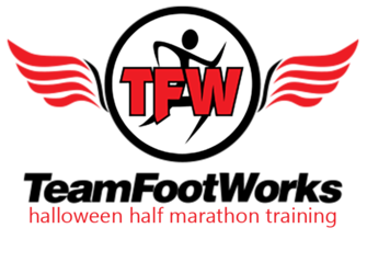 Halloween Half Marathon Training