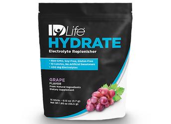 Hydrate Grape 15 Stick Packs