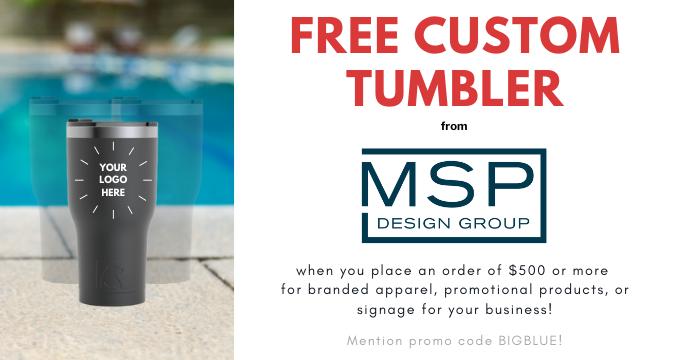 Free Custom Tumbler Image