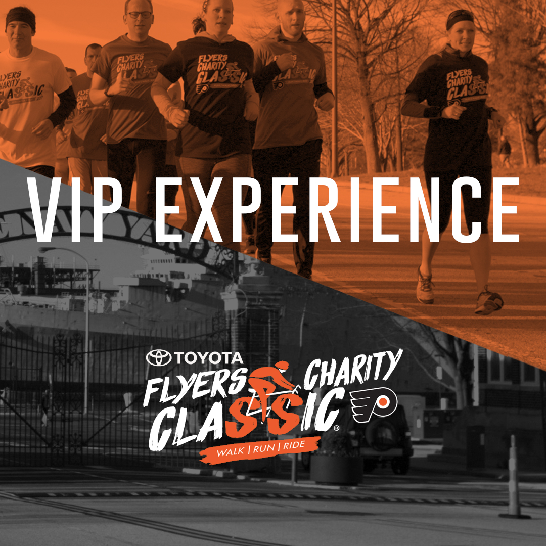 VIP Run Experience