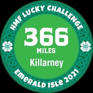 366 Miles /// Killarney