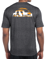 Dog Days Unisex Tech Tee