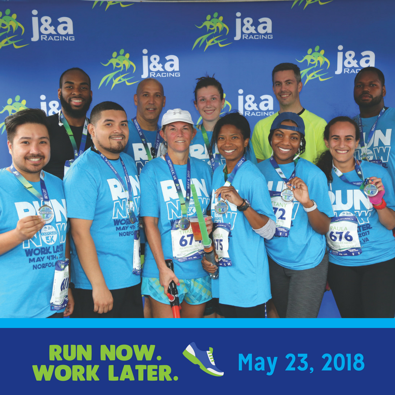 J&A Corporate 5K presented by Bon Secours In Motion