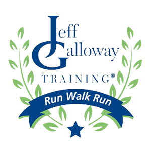 Jeff Galloway Custom Training Logo
