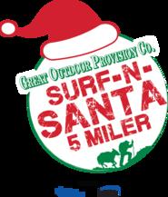 2018 Surf-n-Santa 5 Miler