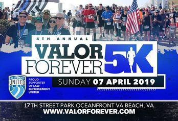 4th Annual Valor Forever 5K