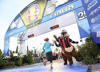 SAVE ON SELECT RUNDISNEY RACES!