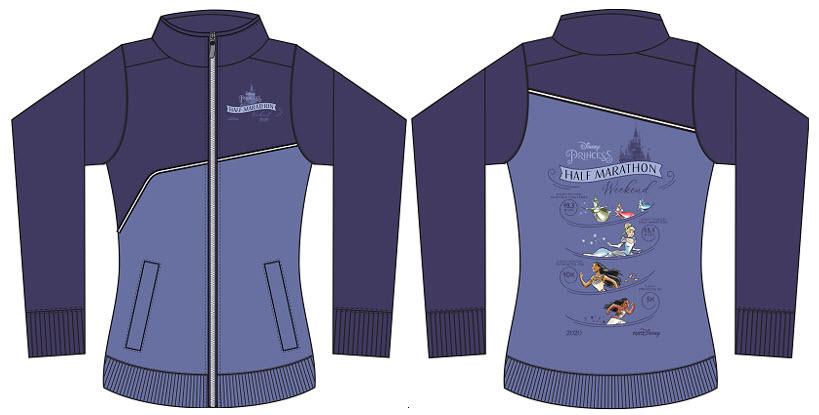 Disney Princess Half Marathon Weekend   Jacket