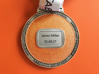 Surftown: iTAB Personalized Medal Plate