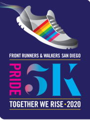 2020 San Diego Virtual Pride 5K Run & Walk