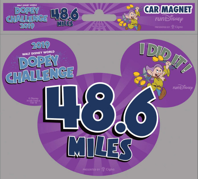 Dopey Challenge | Runner Bundle