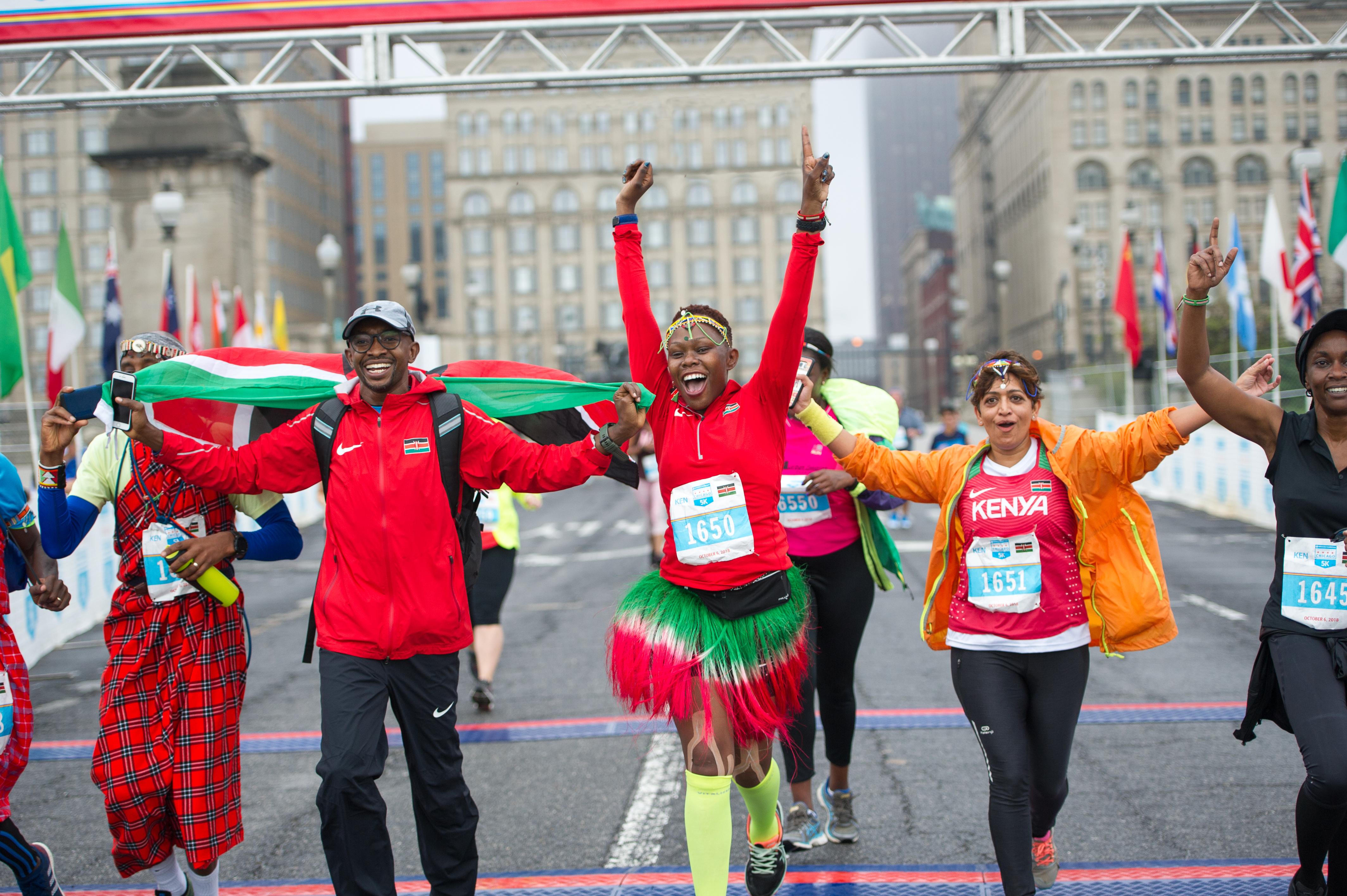 Run the Advocate Health Care International Chicago 5K