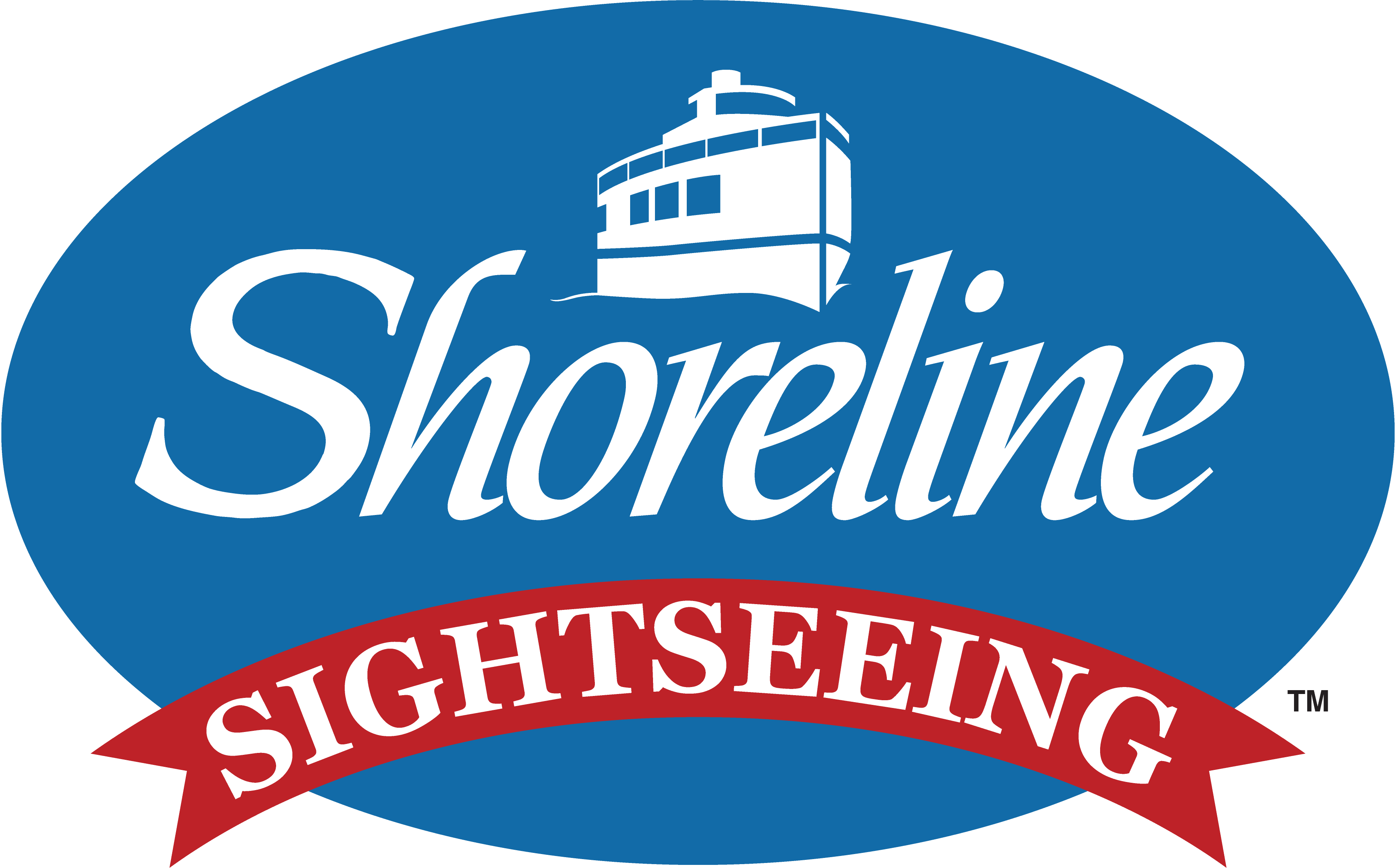 Shoreline Sightseeing  Logo