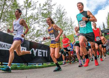 Nature Valley Apres 5k Trail Run