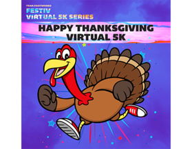 Happy Thanksgiving Virtual 5K