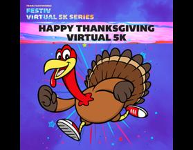 Happy Thanksgiving Virtual 5K