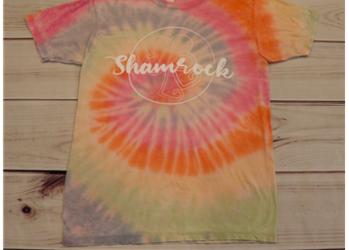 Shamrock Tie-Dye