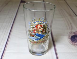 Norfolk Harbor Pint Glass