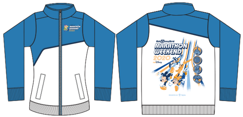 Walt Disney World® Marathon Weekend | Jacket