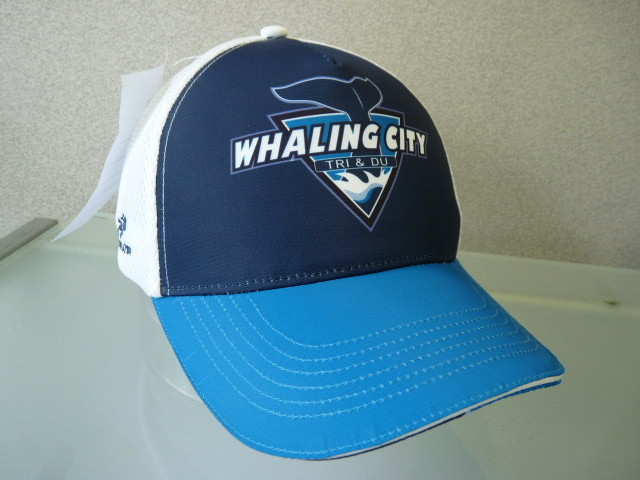 Whaling City Running Hat