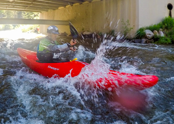 GMC Down River Kayak Sprint