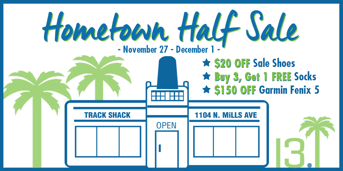 Hometown Half Sale Image