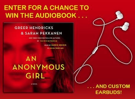 Win An Audiobook From Macmillan Audio!