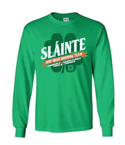 O'Race Cotton Long Sleeve - Green