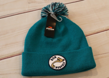 Run Norfolk Pom Pom Beanie