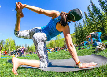 GoPro Mountain Games Elements - Yoga