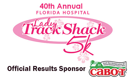 Florida Hospital Lady Track Shack 5k