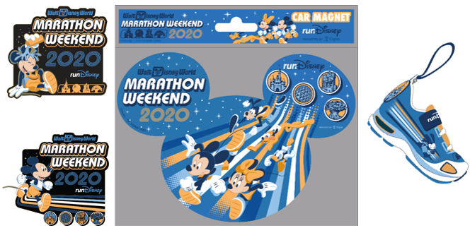 Walt Disney World® Marathon Weekend | Commemorative Bundle
