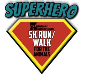 2018 ANIMAL SAMARITANS' SUPERHEROES RUN/WALK