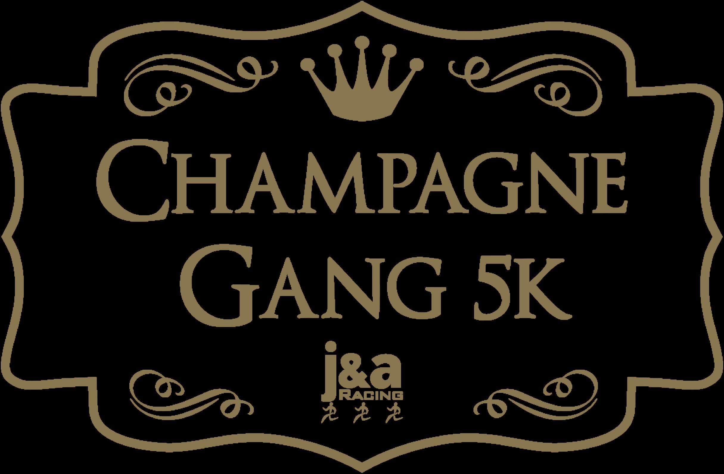 Champagne Gang 5K