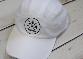 J&A CIRCLE RUNNING HAT