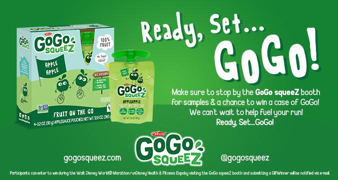 Ready, Set...GoGo!