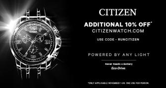 Citizen Watch Image