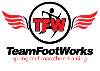 Spring Half Marathon Training