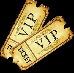 Saturday Children Under 12 VIP Experience