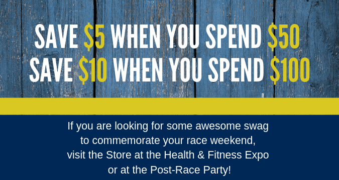 Save Big On Race Swag!