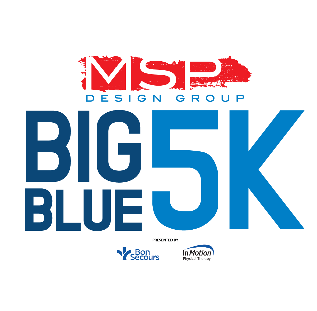 Go Big Blue! Logo