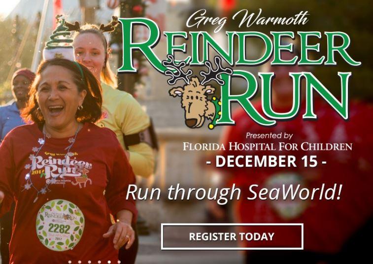Run Reindeer Run!