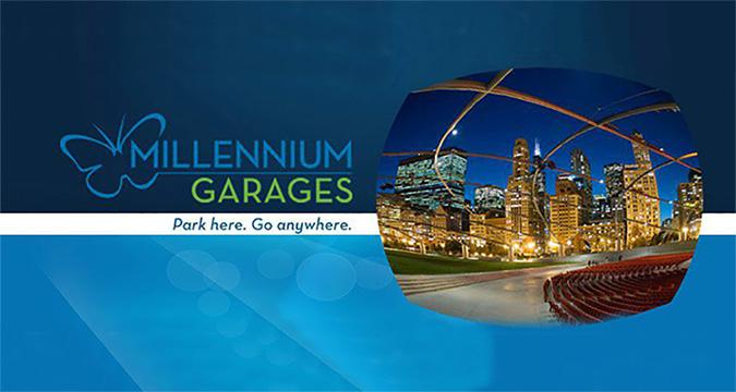 Park with Millennium Garages!