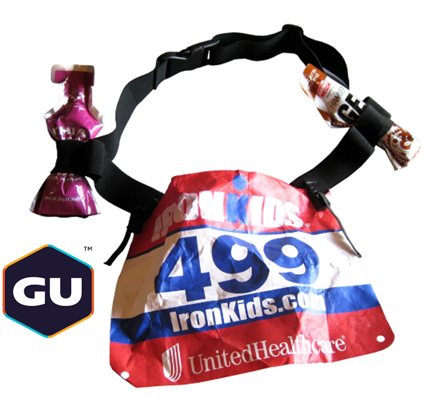 Triathlon Race Belt for Bib