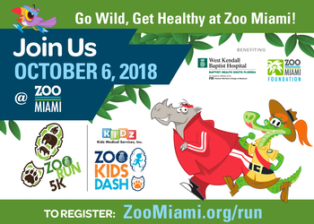 2018 ZooRun5K & Kidz Medical Services ZooKidsDash