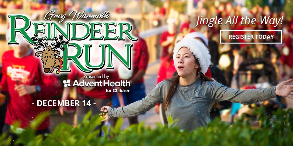 Save $3 on Reindeer Run