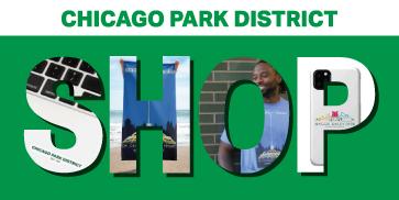 SHOP the Chicago Park District Logo