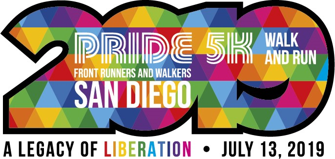 2019 Pride 5K Run & Walk